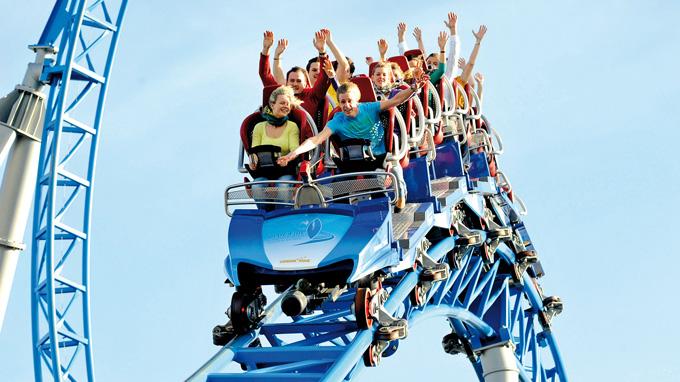 Rollercoaster Positioning Turck Usa