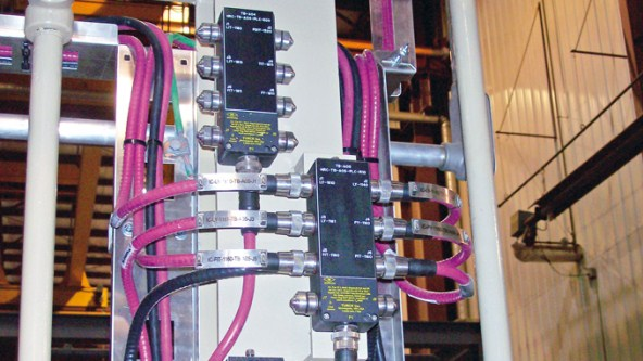 Hazardous Area Quick Disconnect Wiring - Turck USA on
